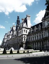 Hotel de Ville. by mont-martre