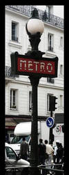 metro. by mont-martre