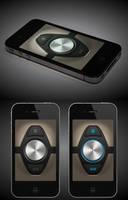 Flashlight UI by GianlucaDivisi