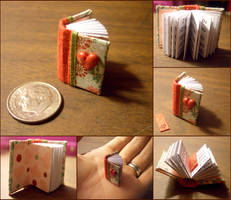 Valentine's Mini Book by funkmaster-c