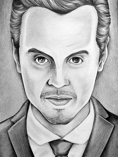 Moriarty by funkmaster-c