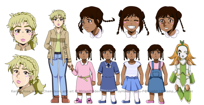 Original Characters on JoJos-Bizarre-Fanart - DeviantArt