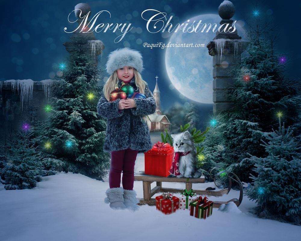 Adornando la Navidad by PaquiFg