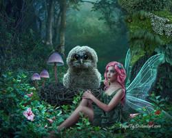 El bosque de las hadas by PaquiFg