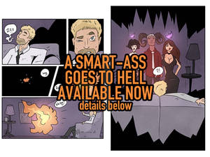 [PREVIEW] A Smart-Ass Goes to Hell