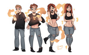 Cosmetic Correction - TG Sequence by Grumpy-TG