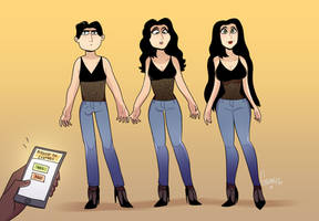 If It Fits... - TG Transformation by Grumpy-TG