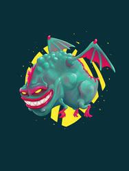 Kandy the Toxic Dragon