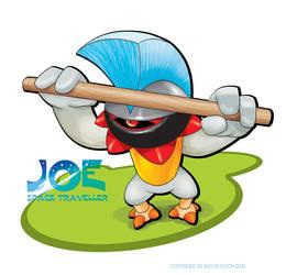 Joe4 by incas