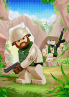 Lego soldiers5