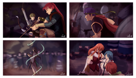 FE: Saving Lucia by inesp22