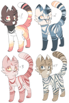 4 Lame Adopts 2/4 Open by Cylynix