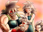 Bardock Gine and family