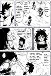 Goku meets his family pg3