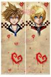 Sora and Roxasy