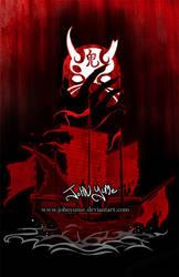Oni-Poster by JohnYume