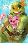 Icecream Kitty by JohnYume