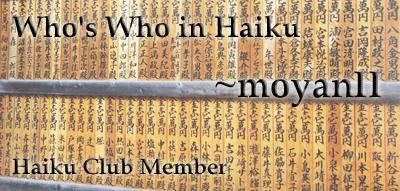Member: moyanII by the-haiku-club