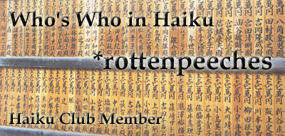 Member: rottenpeeches by the-haiku-club