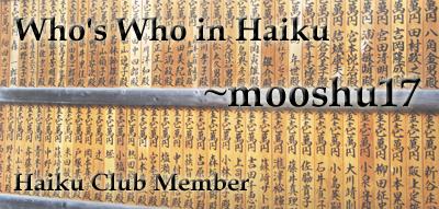 Member: mooshu17 by the-haiku-club