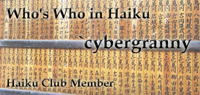 Member: cybergranny by the-haiku-club