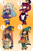 Witch Adopt Auction {CLOSED} by Sneaksneaksneak