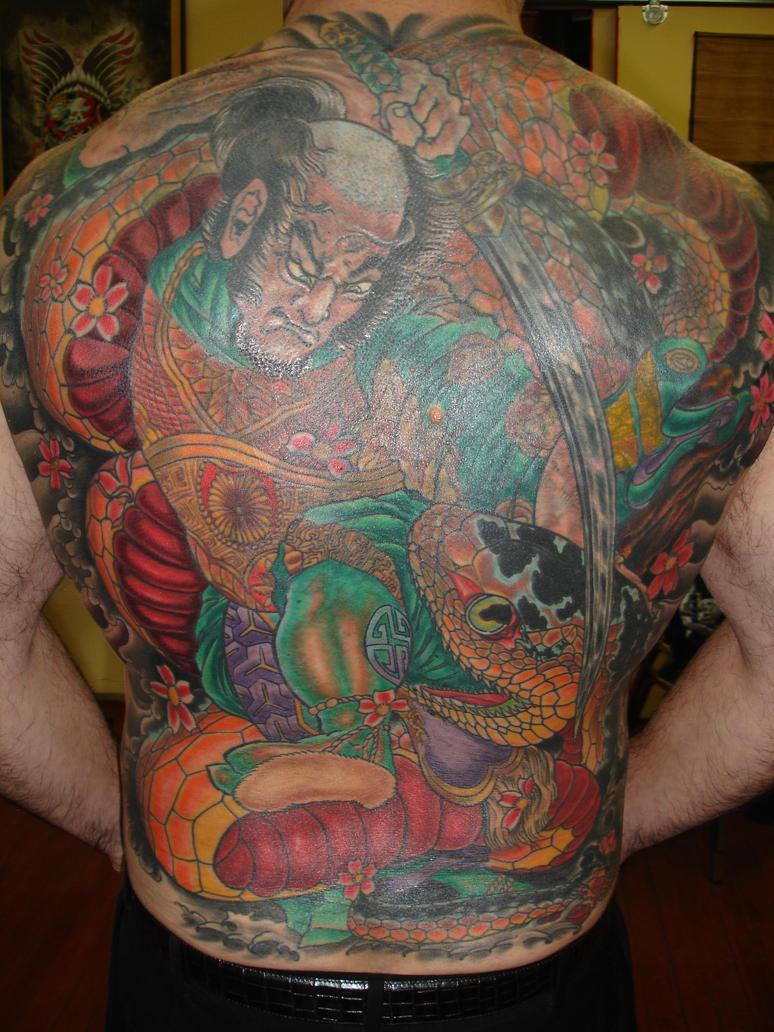 tattoo work by yurgo on DeviantArt