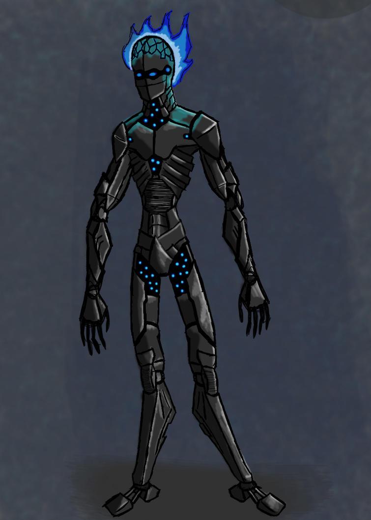 Cyborg by 1aiden1