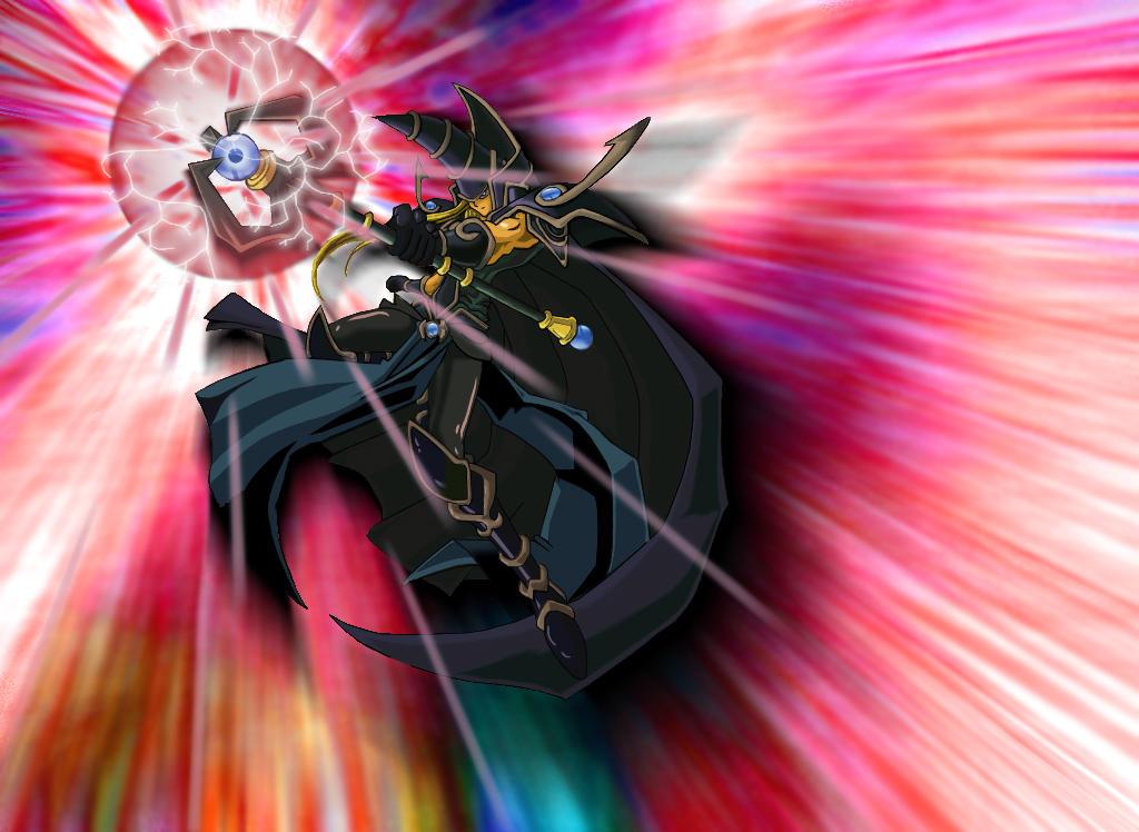 Yugioh Dark Sorcerer Sorceror of dark magic byYugioh Sorcerer Of Dark Magic Deck