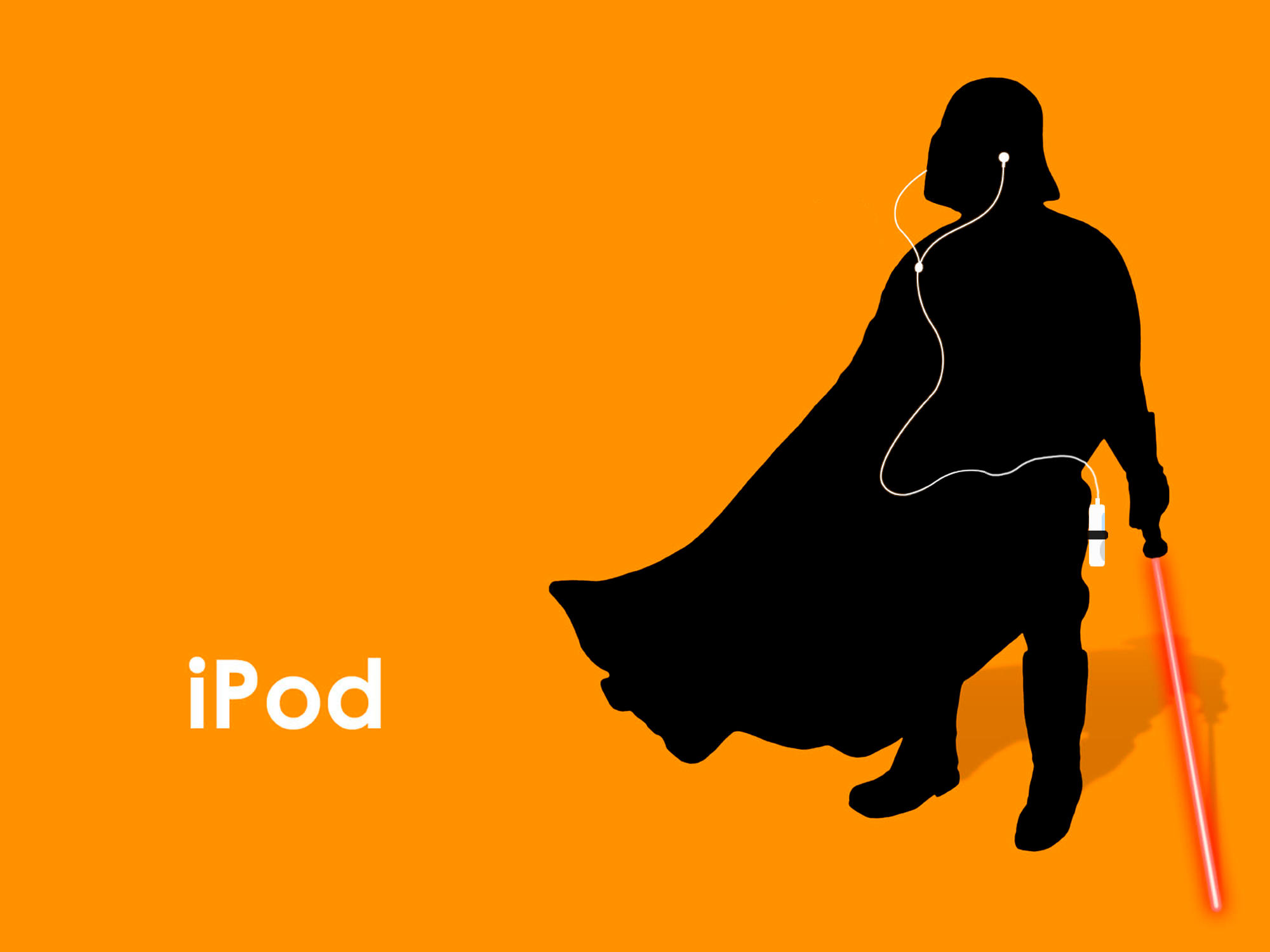 iPOD Darth: MOD by alsa