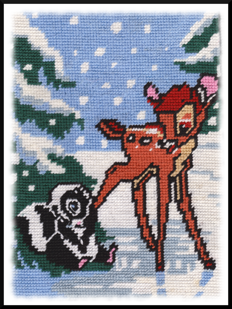 Bambi on ice by xmelodyheartsx on deviantart - Bambi on ice images ...