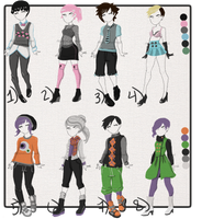Fashion Adopts [OPEN]