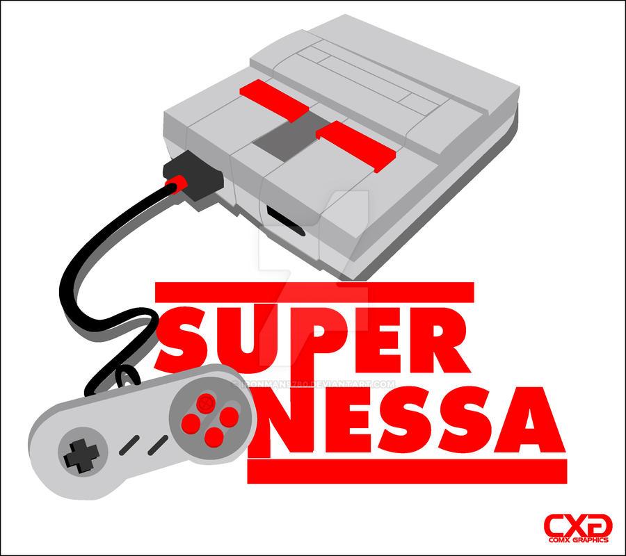 Super Nessa by IronMan9780