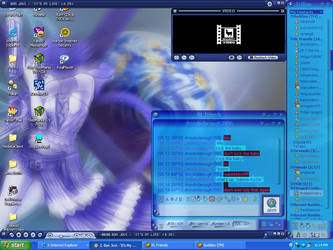 My latest desktop creation by JaMvIsdaRaVa
