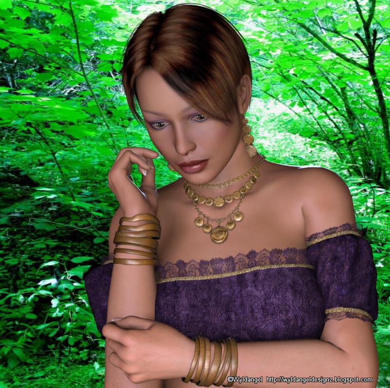 Forestdaydreaming by WyldAngelDesignz