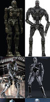 Cylon vs Terminator