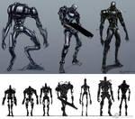 Terminator Salvation Concepts