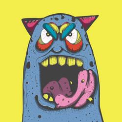 Monsterilly by satmack