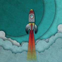 Rocketship-01 by satmack