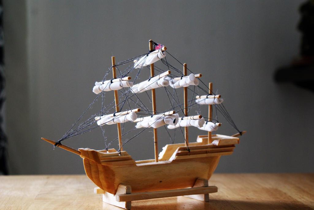 Ship by zilzalisme