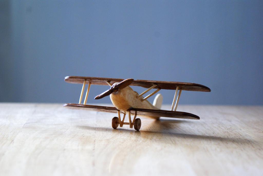 Biplane by zilzalisme