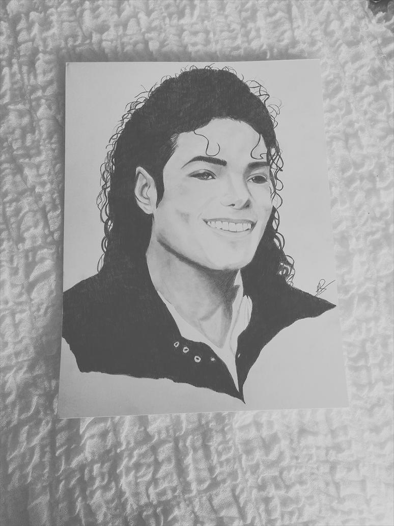 Michael Jackson 160616 by wasureta-yume