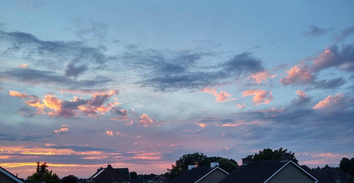 Sunset, 10-07-16 by wasureta-yume
