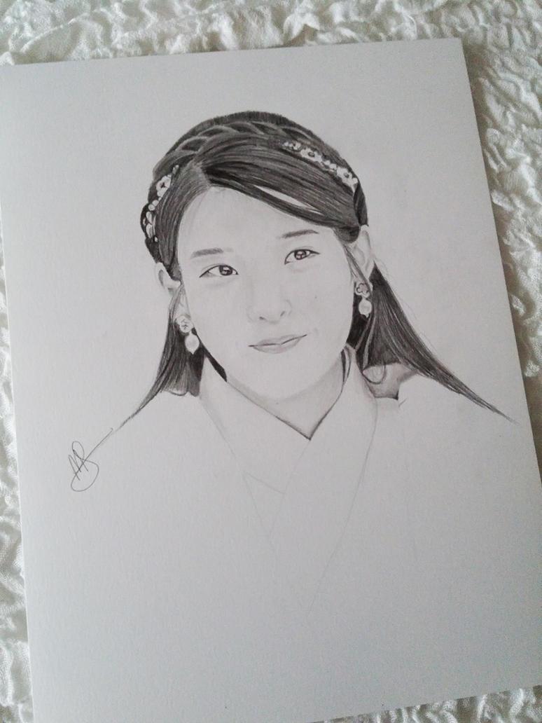 Hae Soo - Moon Lovers Scarlet Heart Ryeo 20160919 by wasureta-yume