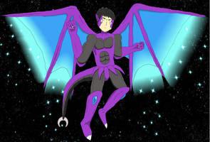 Special 300th, I Am GalaxianDragon by GalaxianDragon