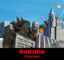 Godzilla, Crisis Point by GalaxianDragon