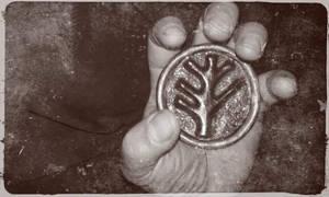 Elder Sign (old photo)