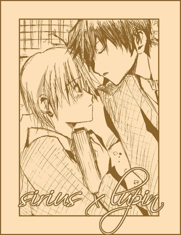 SiriusxLupin: Perfect Couple by saihara