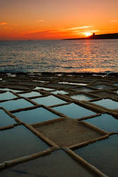 cubes at dawn by mgm-photo