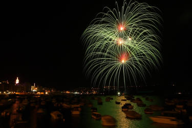Summer fireworks by mgm-photo